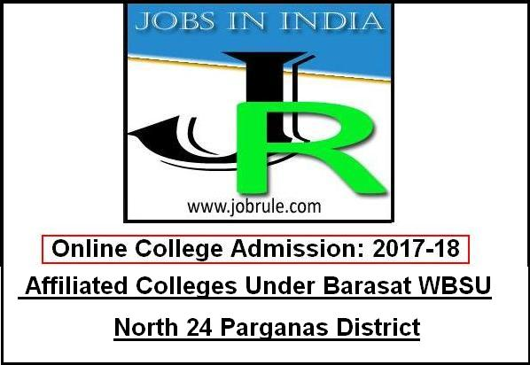 barasat-wbsu-college-admission-2017