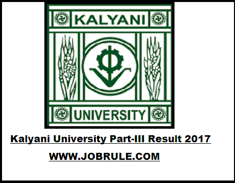 kalyani-university-part-3-result-2017