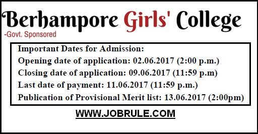 berhampore-girls-college-admission-2017
