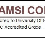 Samsi College Admission Merit List 2017