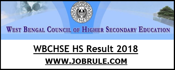 WB 12th Result 2018