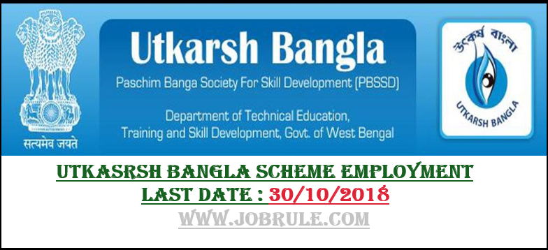 PBSSD Skill Recruitment 2018